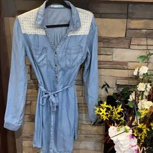 Maurices blue jean dress 🔥